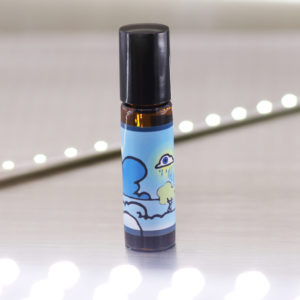 Lucid Dream Natural Perfume Oil by Octarine and Old Factory